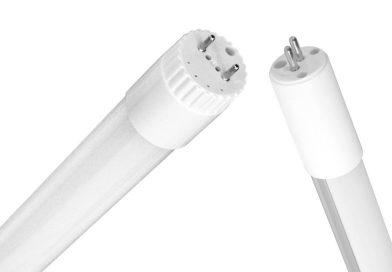 Rodzaje świetlówek LED