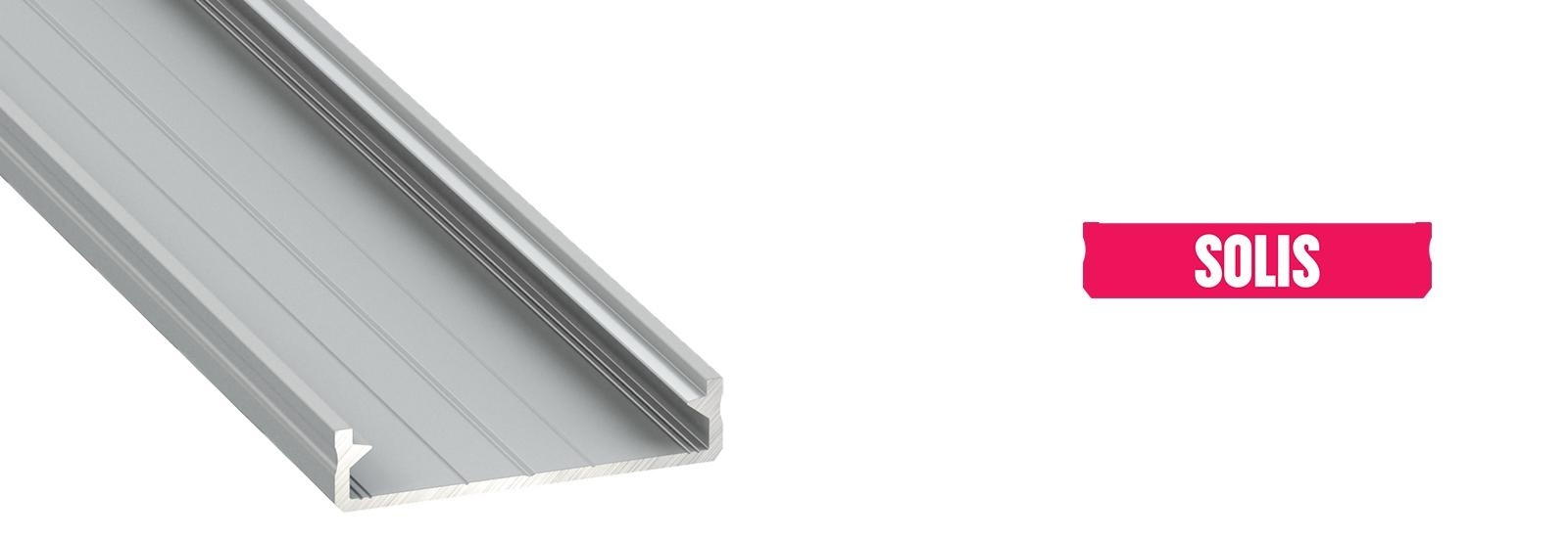 Profil LED płaski Solis