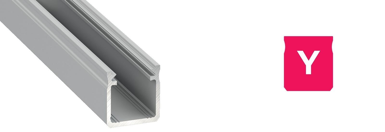 Profil LED wysoki typ Y