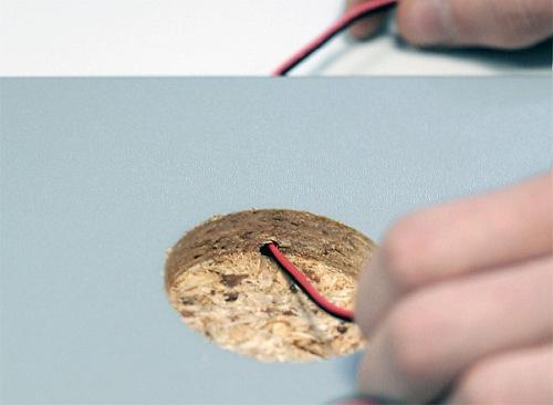 montaż oprawy meblowej