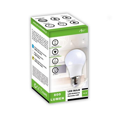 żarówka LED E27 10W marki ART